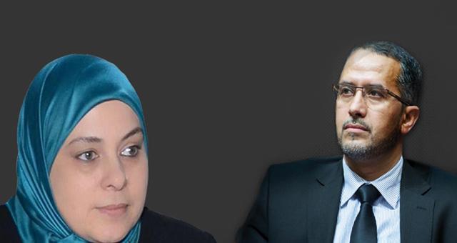 الوزيران السابقان شوباني وبنخلدون ممنوعان من السفر