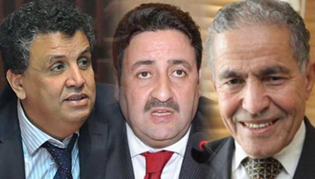 ثلاثة رجال يتنافسون على رئاسة جهة سوس