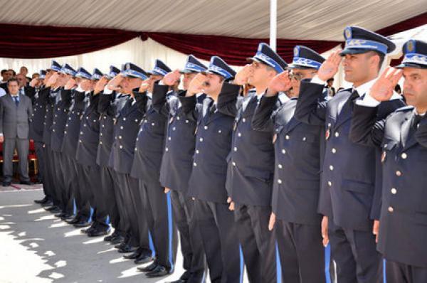 رسميًا : رجال الأمن بالمغرب بزي جديد