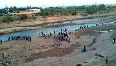 مصرع 3 أطفال غرقا يوم العيد