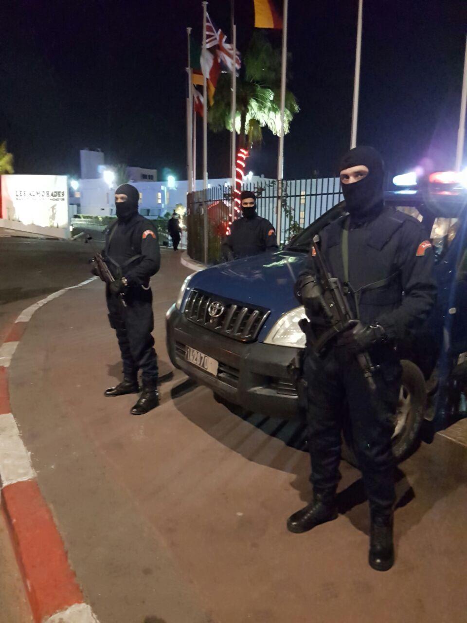 """حصيلة اعتقالات ليلة """"البوناني"""" بتيزنيت وأكادير وضواحيها"""