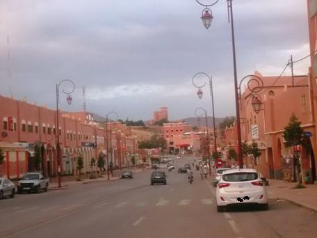 تينغير: تقرير للجمعية المغربية لحوق الإنسان حول خروقات في التجزئات السكنية بالإقليم