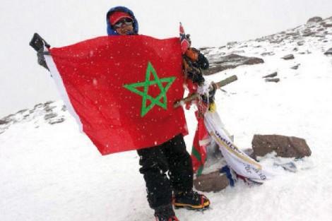 المغربيات علاش قادات: تتحدى أعلى قمة عالمية