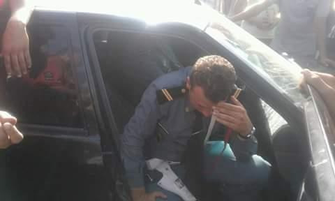 شتوكة: دركي يرسل سائقا إلى السجن في آيت اعميرة
