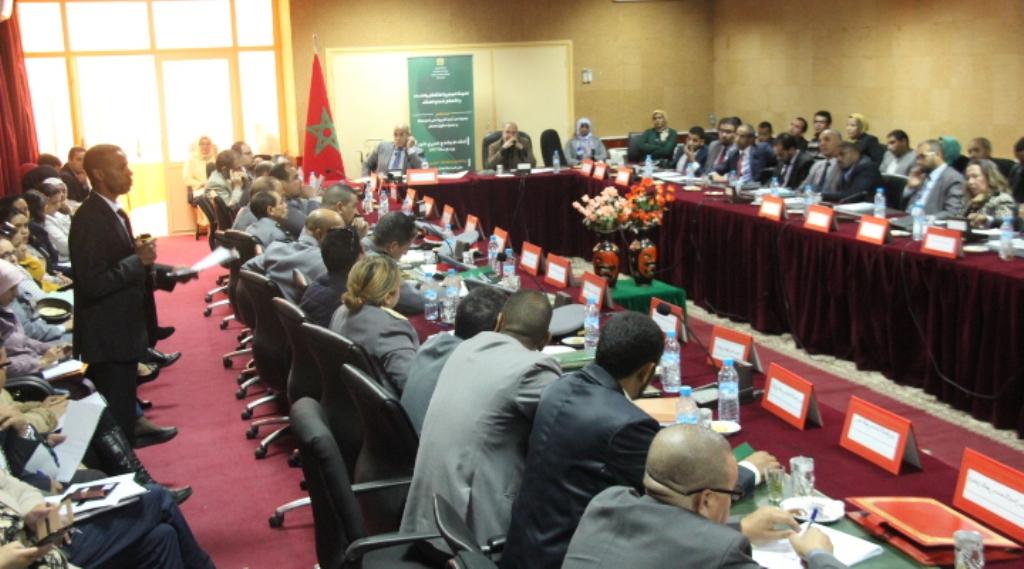 ورزازات : المرأة والطفل محور اجتماع اللجنة الجهوية للتكفل بالنساء والأطفال ضحايا العنف