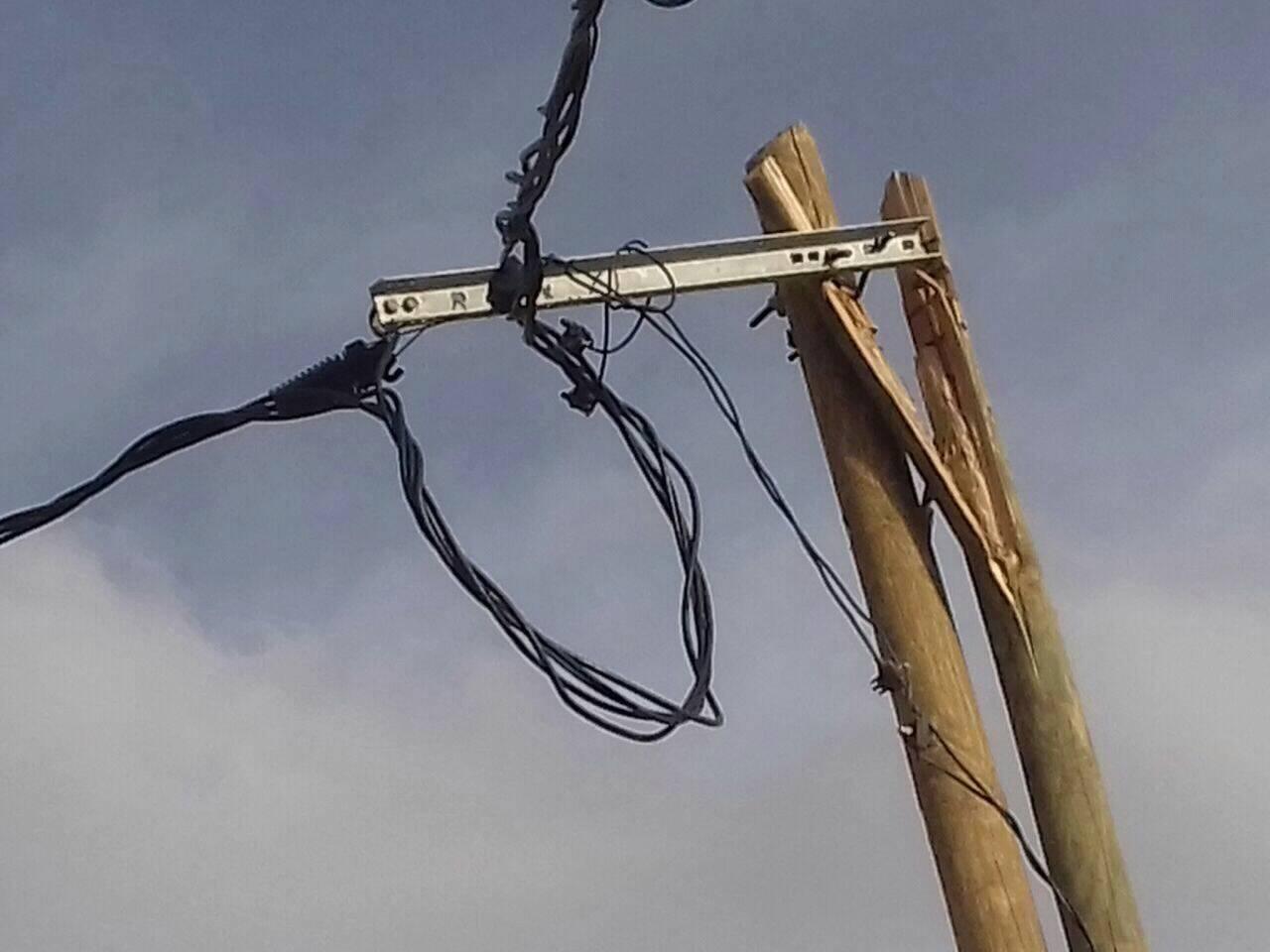 """دوار تلمي إملشيل… الكهرباء """"الملبقة"""""""