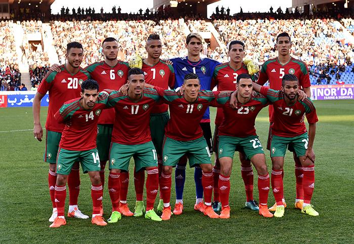 التشكيلة المرتقبة للأسود أمام المنتخب الكاميروني