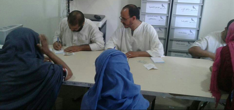أولاد برحيل: جمعية كفاءات المستقبل توزع قفة رمضان