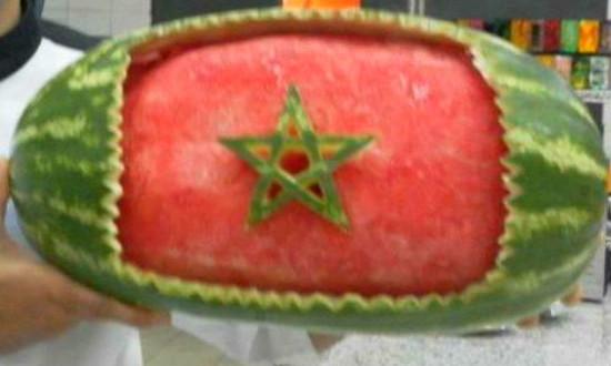 بالفيدو: قطريون فرحون بوصول الدلاح والبطيخ المغربي