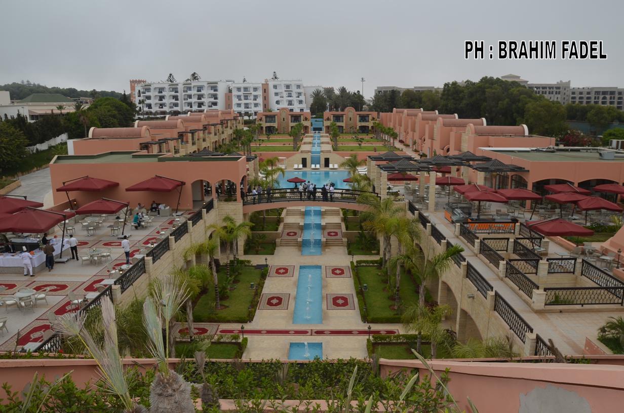 """اكادير تتعزز بمشروع سياحي استثنائي """"فندق خليج اكادير """""""