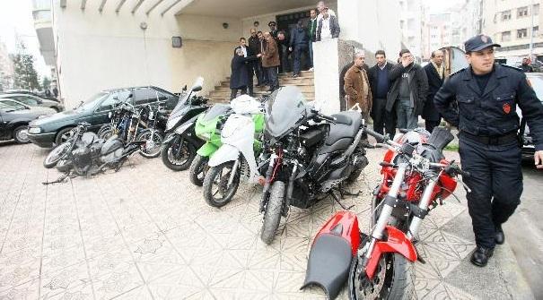 إدانة سارق الدراجات بأكادير