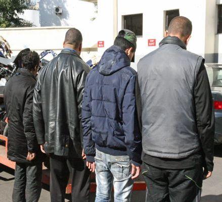 سقوط عصابة للسرقة بحي إسيل بمراكش