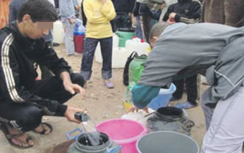 """سكان أكادير تحت رحمة """"العطش"""" في حرارة تجاوزت 44 درجة"""