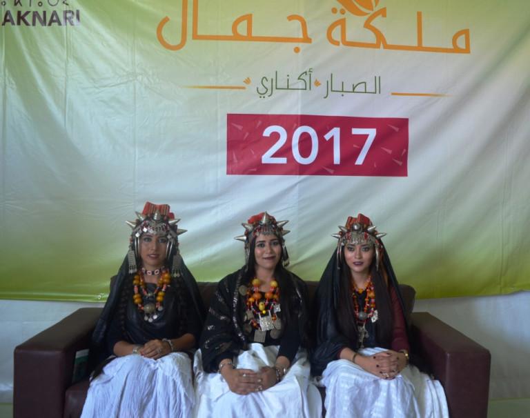 حنان.. الباعمرانية التي تربعت على عرش ملكة جمال الصبار بالمغرب