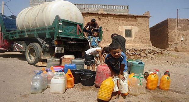 في عز الحر: العطش يستولي على دواوير بتافراوت
