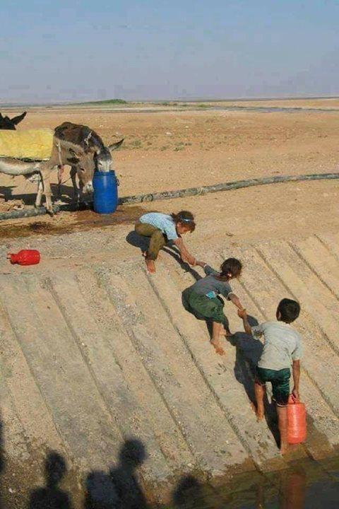 يوميات أطفال القرى…لا ماكدو ولا حدائق ولا…..