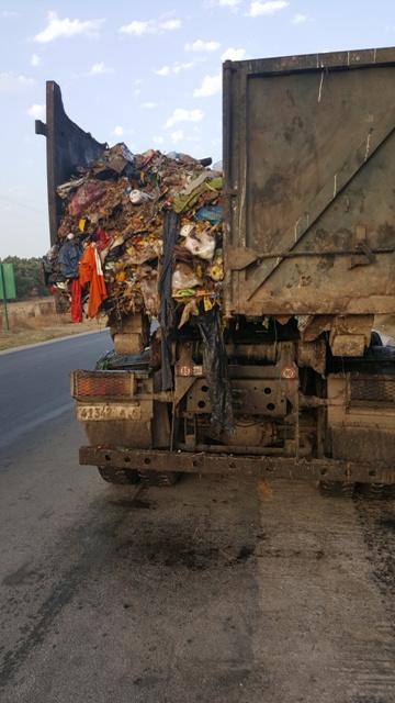 روائح فساد تتسلل من قطاع النظافة بوزان