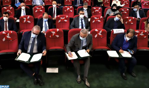 مولاي حفيظ العلمي يوقع على 52 إتفاقية تهم قطاع الشغل