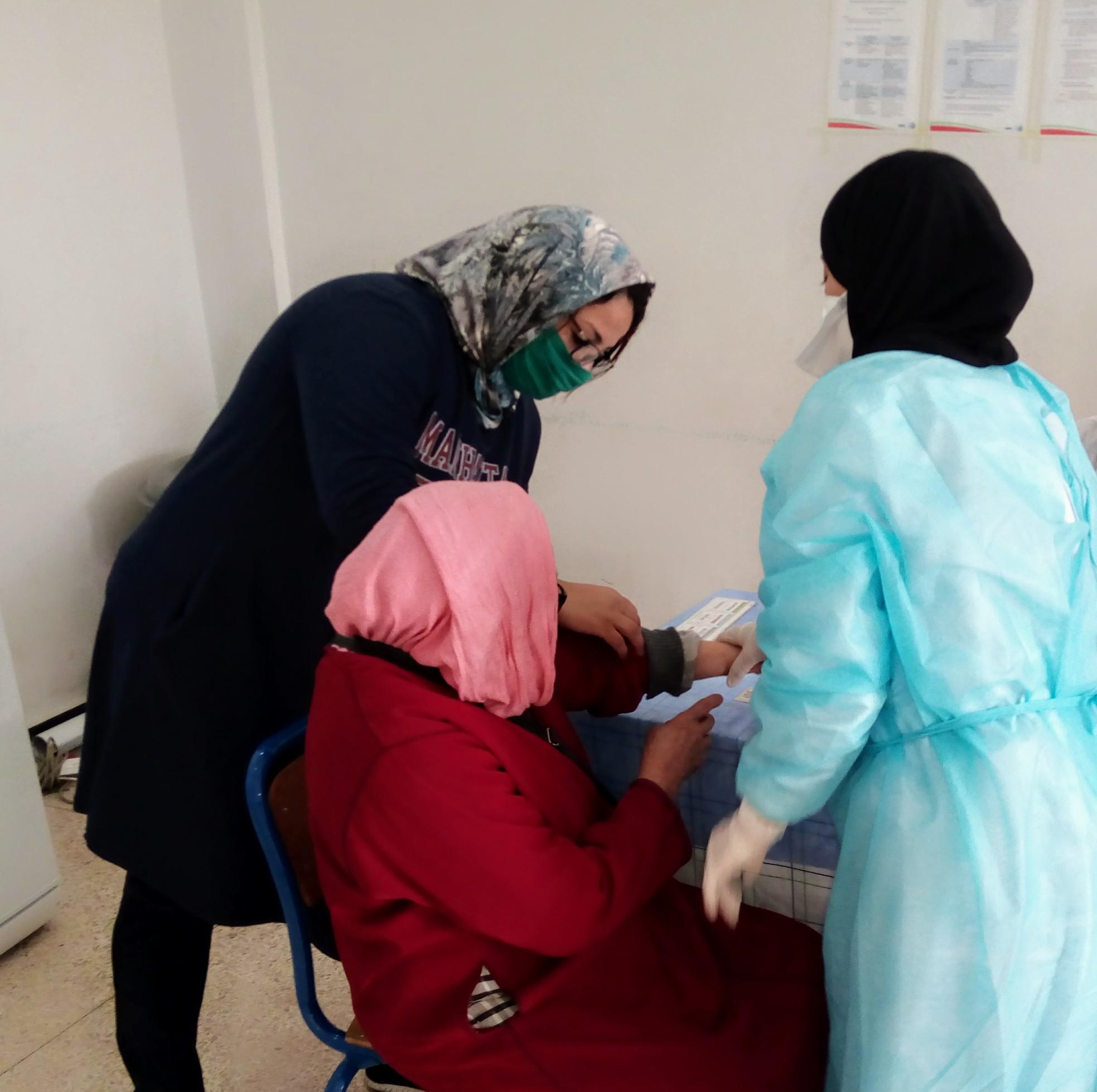 إقليم تارودانت يسجل إرتفاع في نسبة الأشخاص الملقحين ضد فيروس كورونا